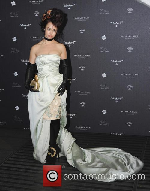 Isabella Blow, Aura Dione, Somerset House