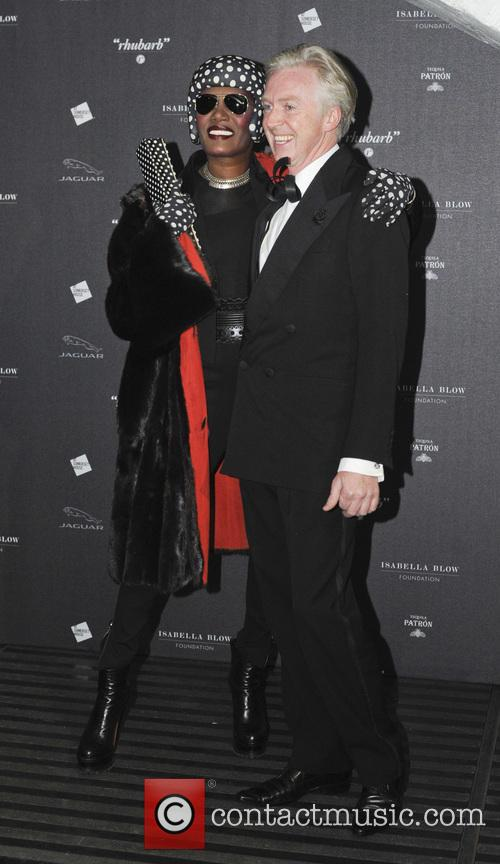 Grace Jones and Philip Treacy 5