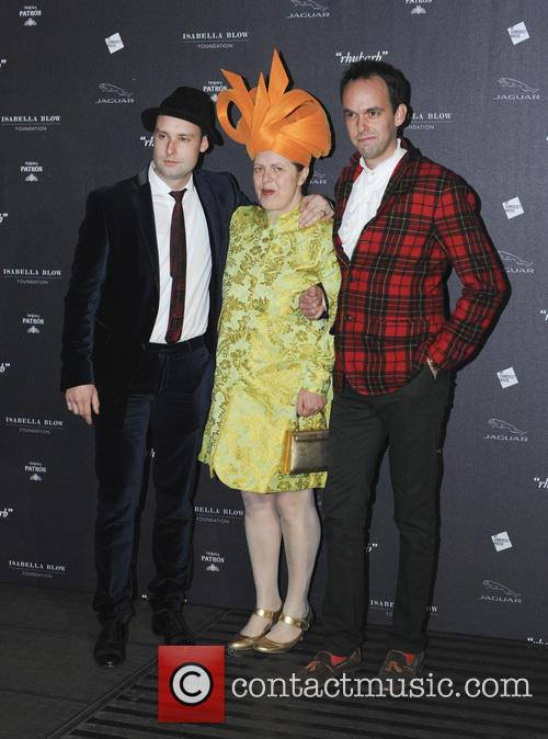 Isabella Blow, Lavinia Blow, Guest, Somerset House