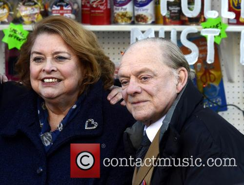 Lynda Barron and David Jason 3