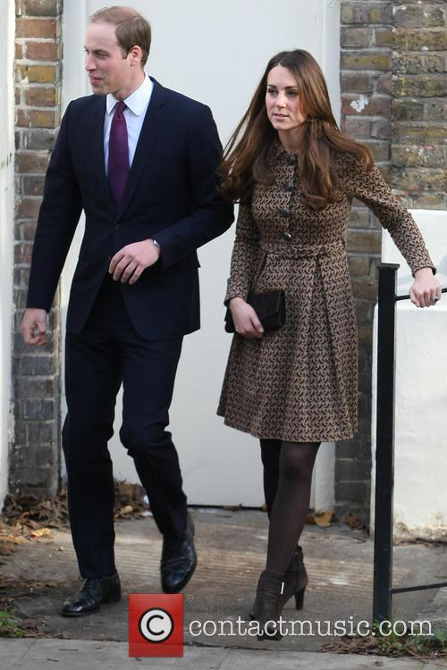 Kate Middleton, Prince William and Duchess Of Cambridge 6