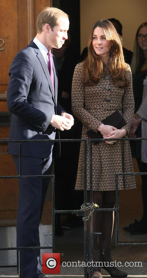Kate Middleton, Prince William and Duchess Of Cambridge 7