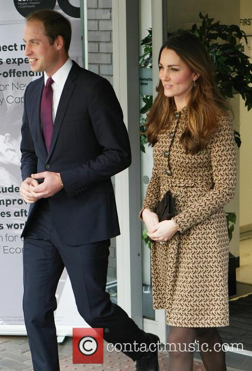 Kate Middleton, Prince William and Duchess Of Cambridge 8
