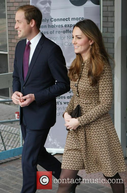 Kate Middleton, Prince William and Duchess Of Cambridge 10