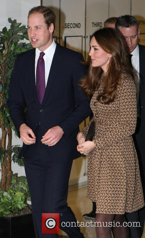 Kate Middleton, Prince William and Duchess of Cambridge 1