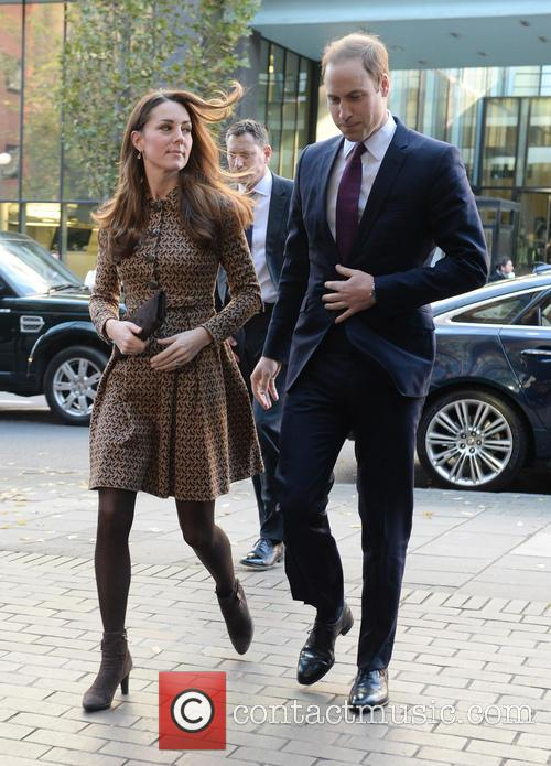 Kate Middleton, The Duchess Of Cambridge, Prince William and The Duke Of Cambridge 6