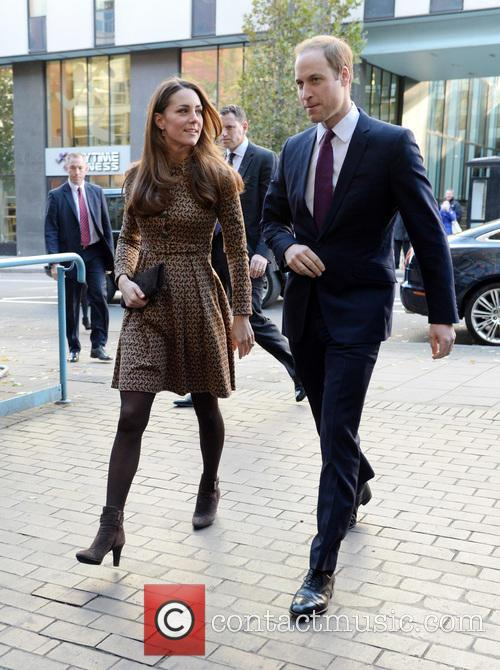 Kate Middleton, The Duchess Of Cambridge, Prince William and The Duke of Cambridge 12