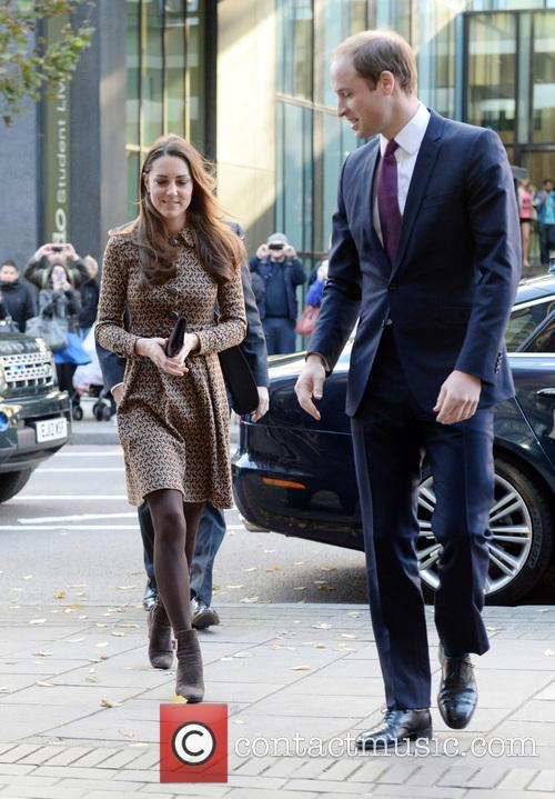 Kate Middleton, The Duchess Of Cambridge, Prince William and The Duke of Cambridge 13