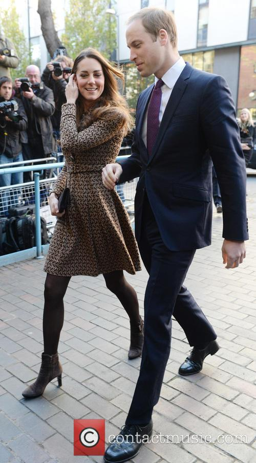 Kate Middleton, The Duchess Of Cambridge, Prince William and The Duke of Cambridge 14