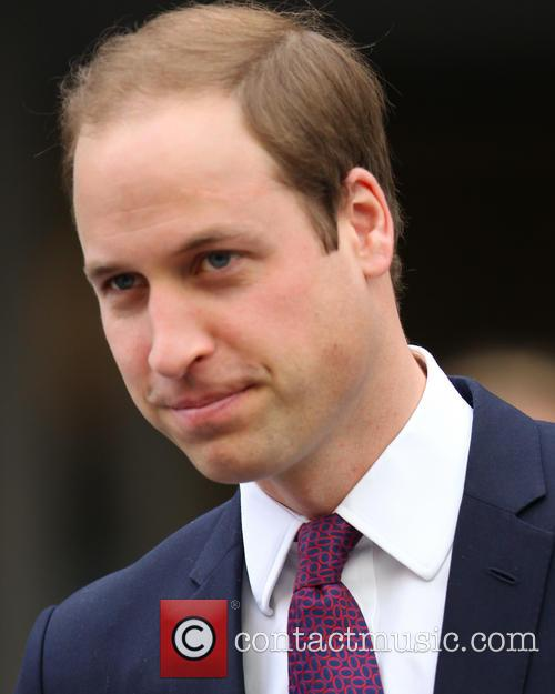 Prince William Royal Marsden Gala