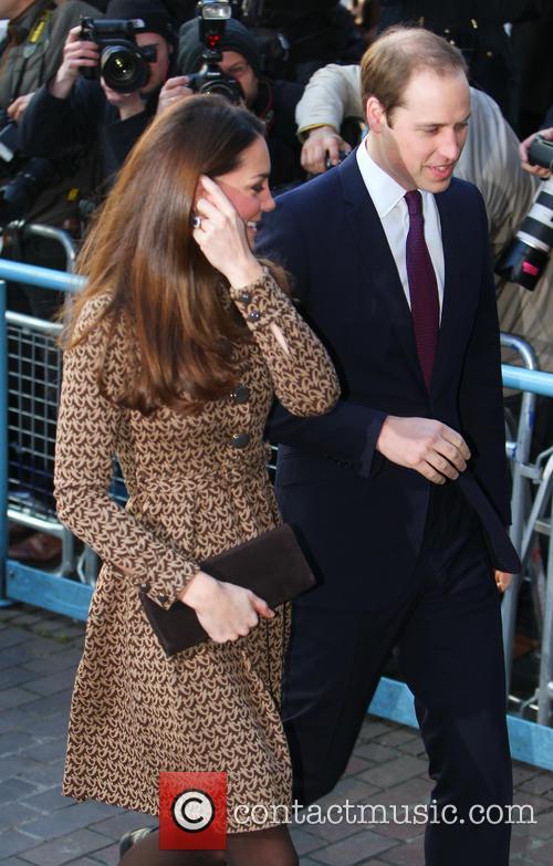 Prince William and Catherine Duchess Of Cambridge 2
