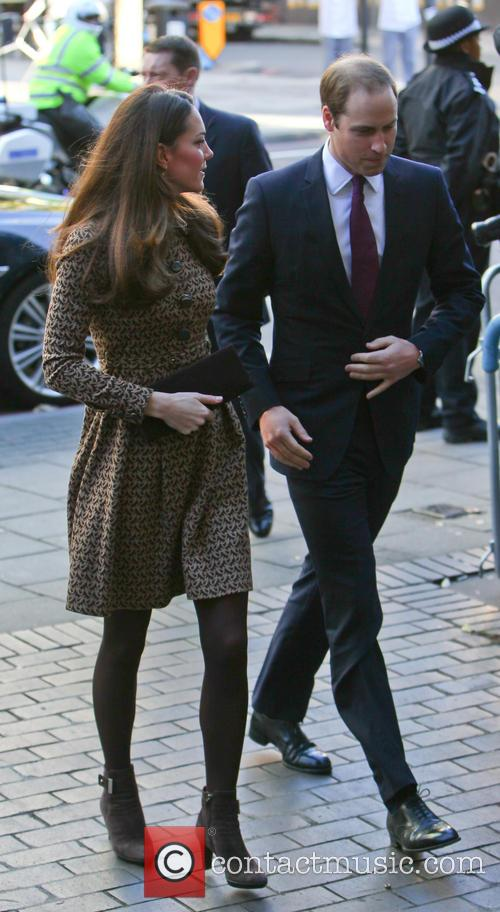 Prince William and Catherine Duchess Of Cambridge 1