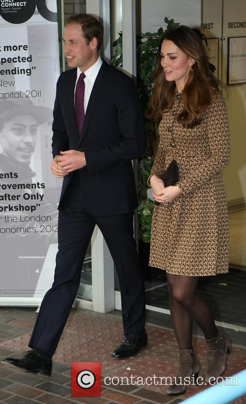 Prince William, Kate Middleton and Duchess Of Cambridge 10