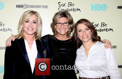 Jamie Colby, Ashleigh Banfield and Elizabeth Cohen 5