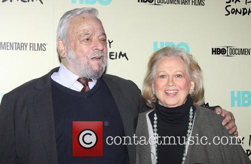 Stephen Sondheim and Barbara Cook 8