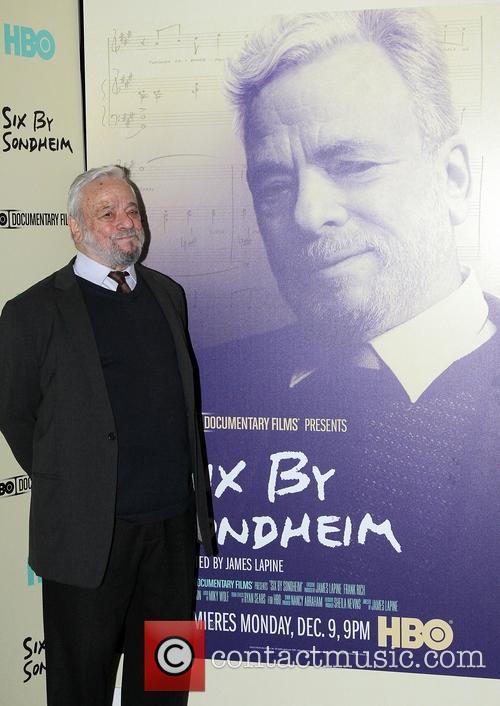 Stephen Sondheim 1