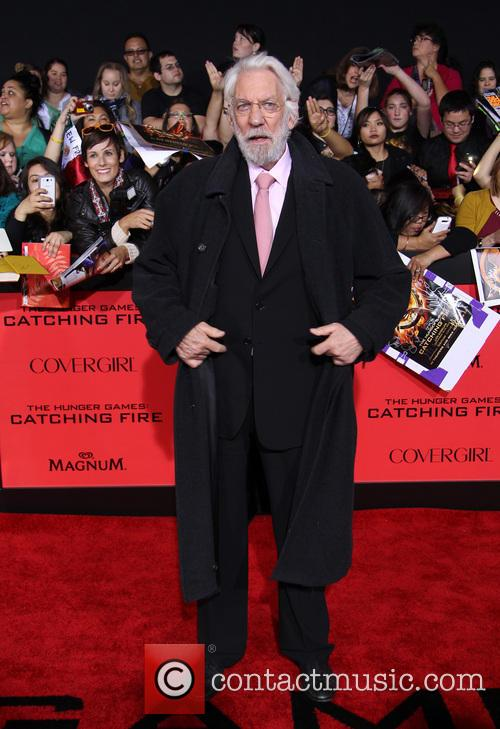 Donald Sutherland, Nokia Theatre L.A. Live