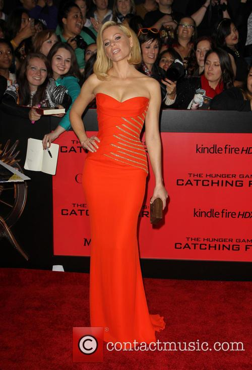 elizabeth banks the hunger games catching fire 3960120