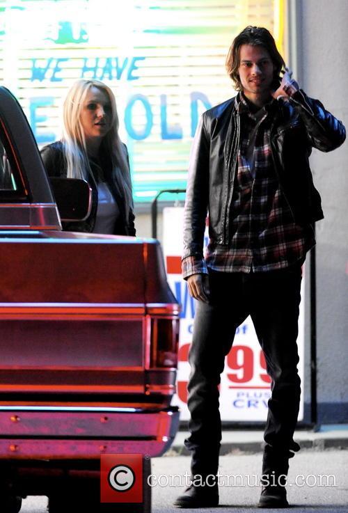 Britney Spears and Alexander Kjellevik 7