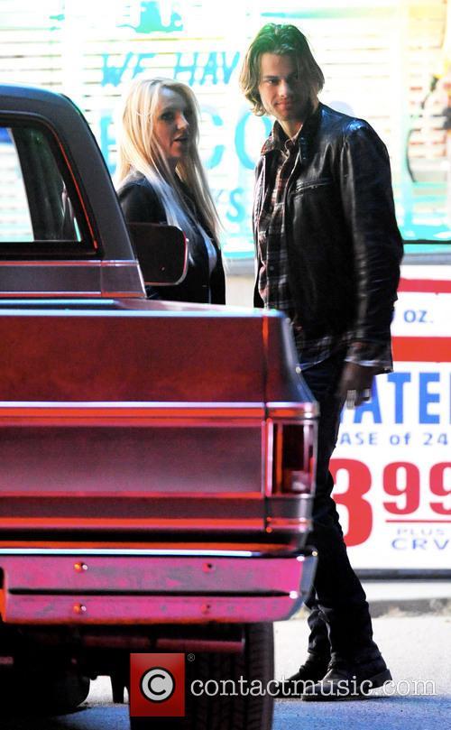 Britney Spears and Alexander Kjellevik 8