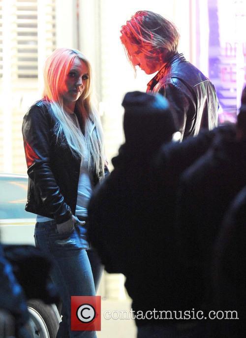 Britney Spears and Alexander Kjellevik 9