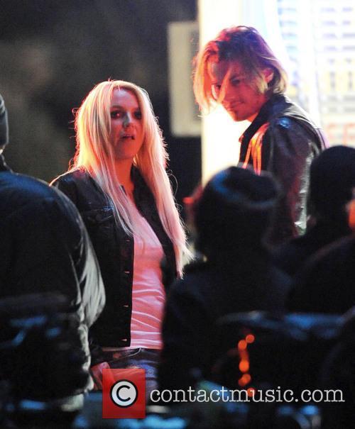 Britney Spears and Alexander Kjellevik 10