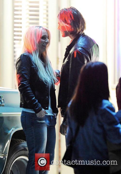 Britney Spears and Alexander Kjellevik 12