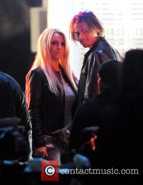 Britney Spears and Alexander Kjellevik 14