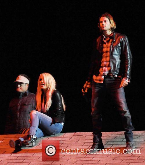 Britney Spears and Alexander Kjellevik 15
