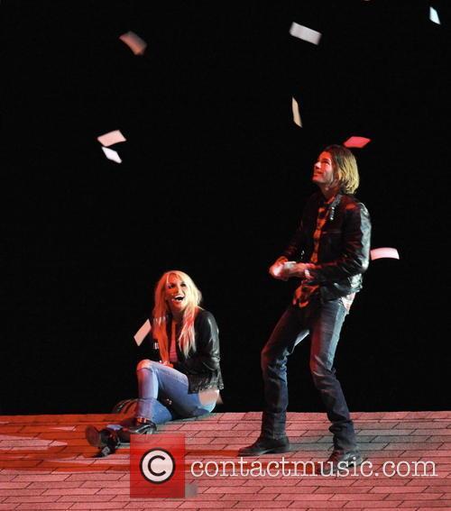 Britney Spears and Alexander Kjellevik 17