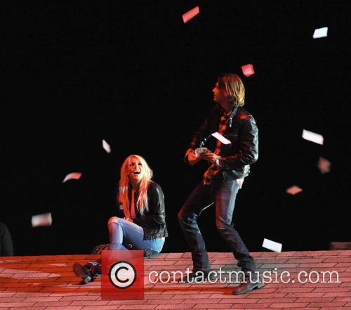 Britney Spears and Alexander Kjellevik 18