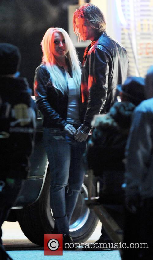 Britney Spears and Alexander Kjellevik 22