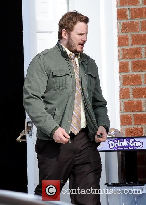 Chris Pratt 8