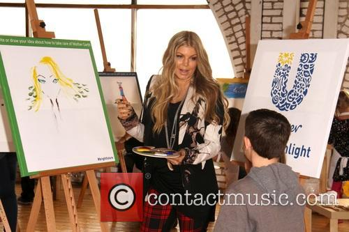 Fergie Teams Up With Unilever Project Sunlight
