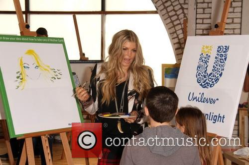 fergie fergie teams up with unilever project 3963364