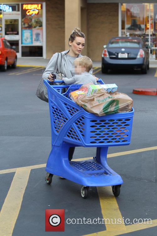 Hilary Duff and Luca Comrie 17