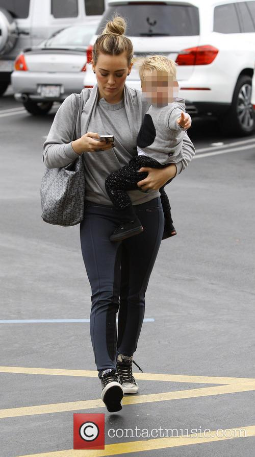 Hilary Duff and Luca Comrie 22