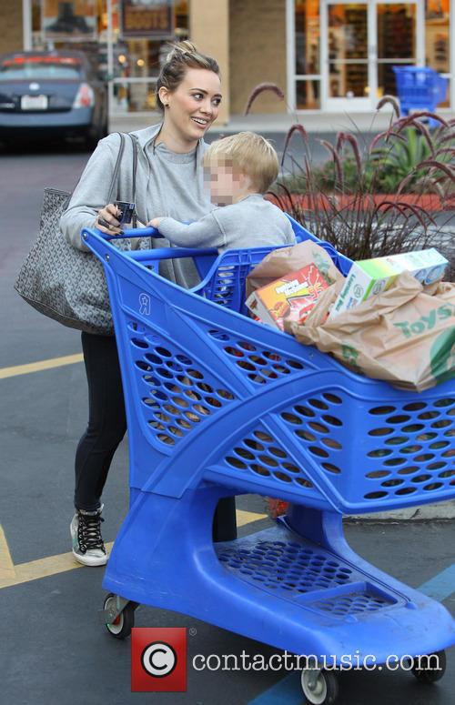 Hilary Duff and Luca Comrie 25