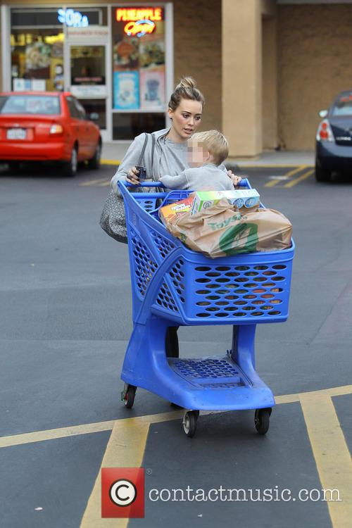 Hilary Duff and Luca Comrie 26