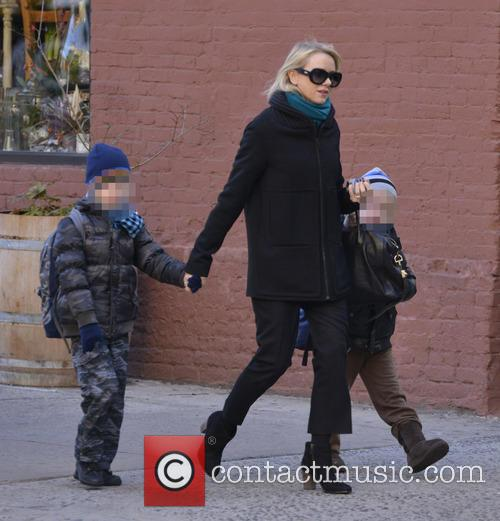 Naomi Watts In Manhattan