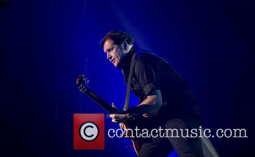 Simple Minds and Charlie Burchill 7