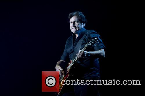 Simple Minds, Charlie Burchill
