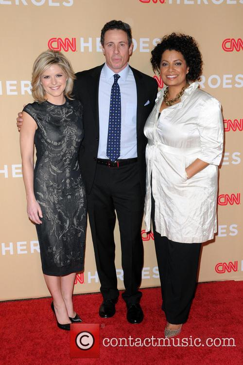 All Star Tribute, Kate Bolduan, Chris Cuomo and Michaela Pereira 6
