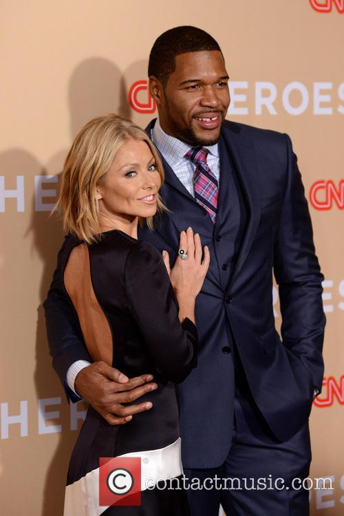 Kelly Ripa and Michael Strahan 4