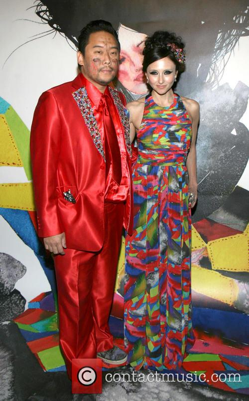 David Choe and Stacey Bendet