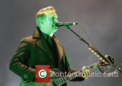 Josh Homme, Manchester Phones4U Arena, Manchester Arena