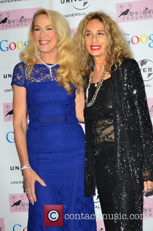 Jerry Hall and Guest 6