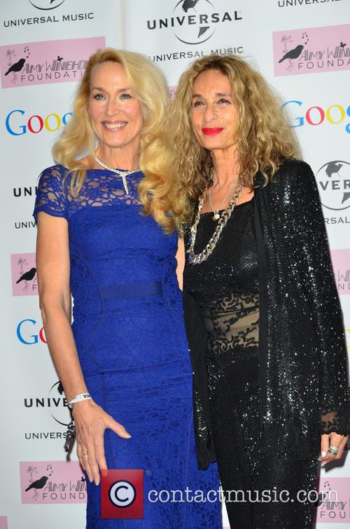 Jerry Hall and Guest 10