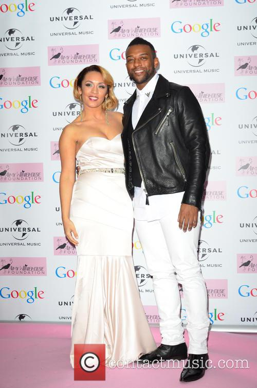 Oritse Williams and Aimee Jade 4