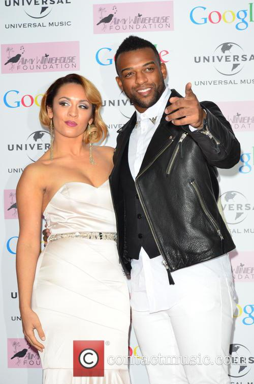 Oritse Williams and Aimee Jade 7